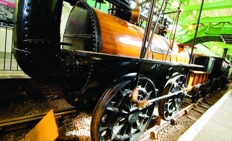Stockton and Darlington Railway heritage being discussed