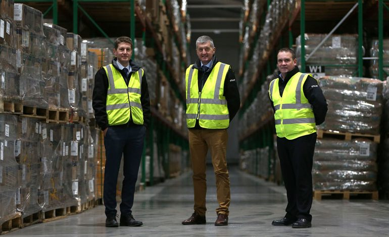 More investment for Stiller as logistics firm creates new 50,000 sq ft warehouse