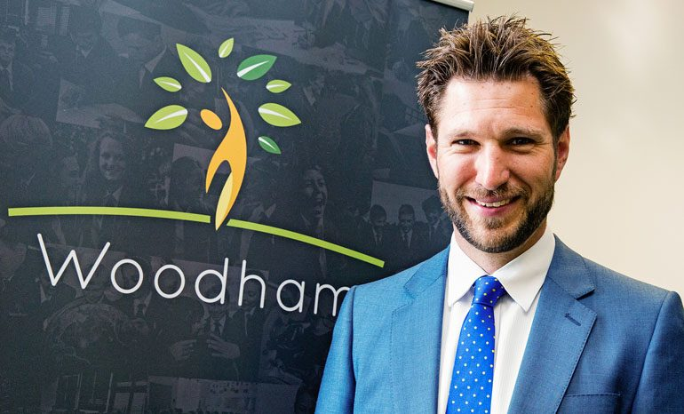 Woodham Academy reveals new head teacher