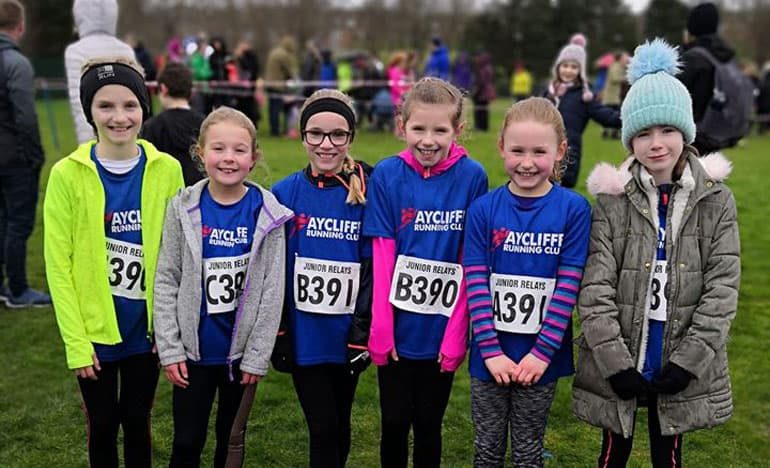 Aycliffe Running Club – Youth Section