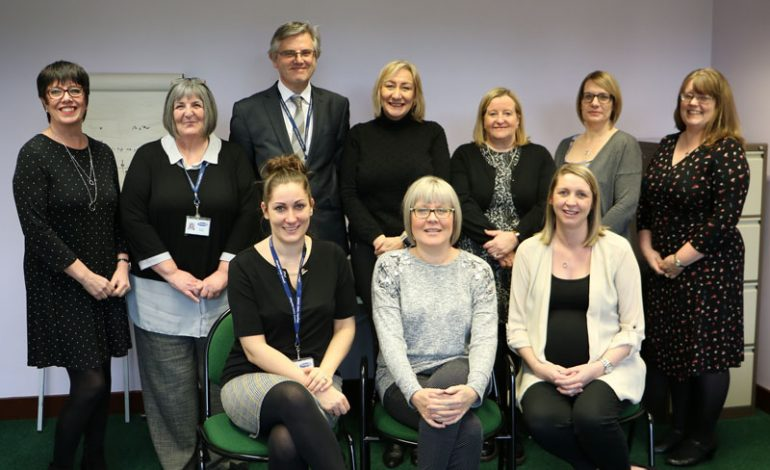 No recommendations for improvement for gold standard health team