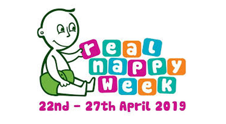 New parents urged to choose to reuse during Real Nappy Week