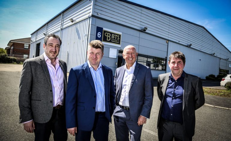 Aycliffe fabrication firm spurred on by latest expansion