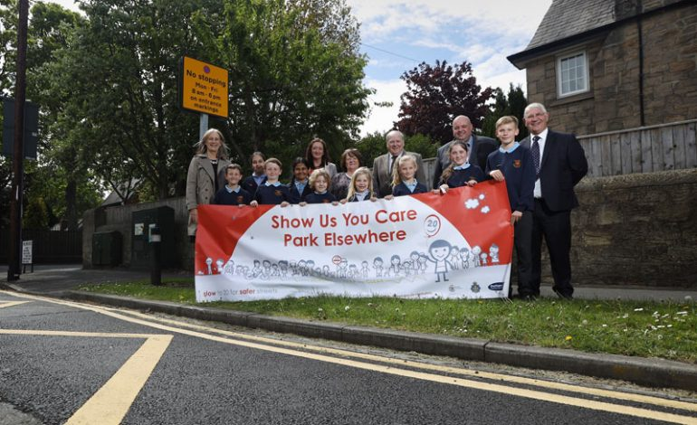 Parents and carers are being reminded to park responsibly