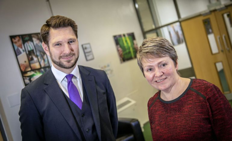 Woodham head 'delighted' with new appointment