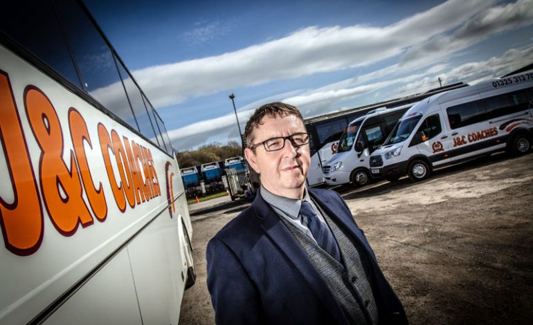 The Aycliffe coach firm that has lasted more than a generation