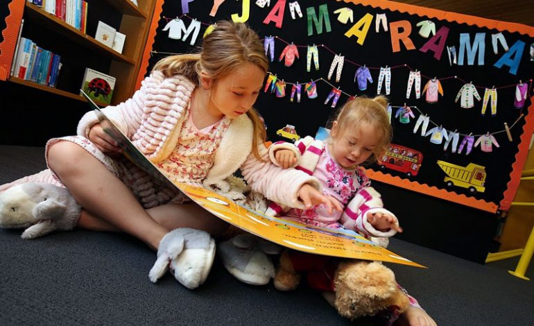 Wear your pyjamas to County Durham libraries