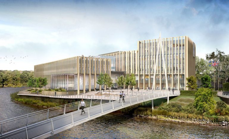 Work to start next month on new council headquarters