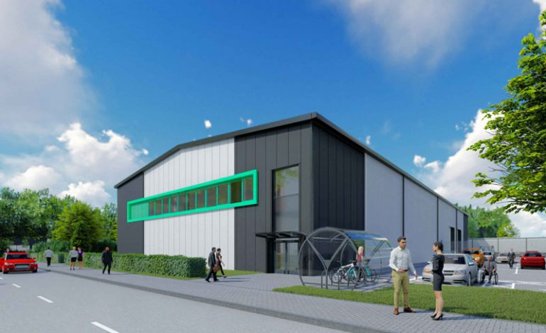 Plans approved for multi-million pound business park development