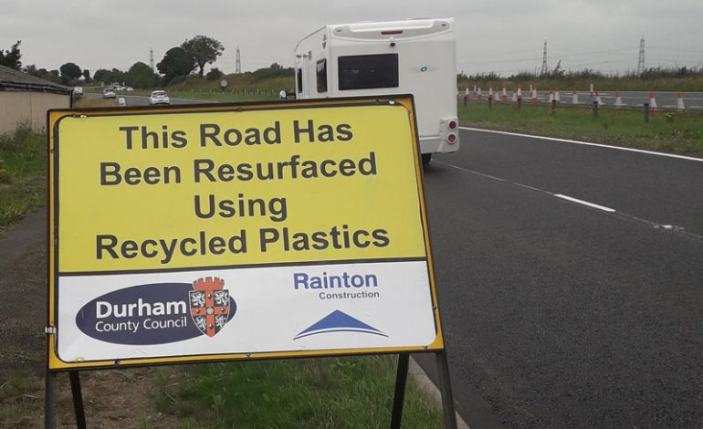 Durham's highway network 'on the road to recovery' – says council