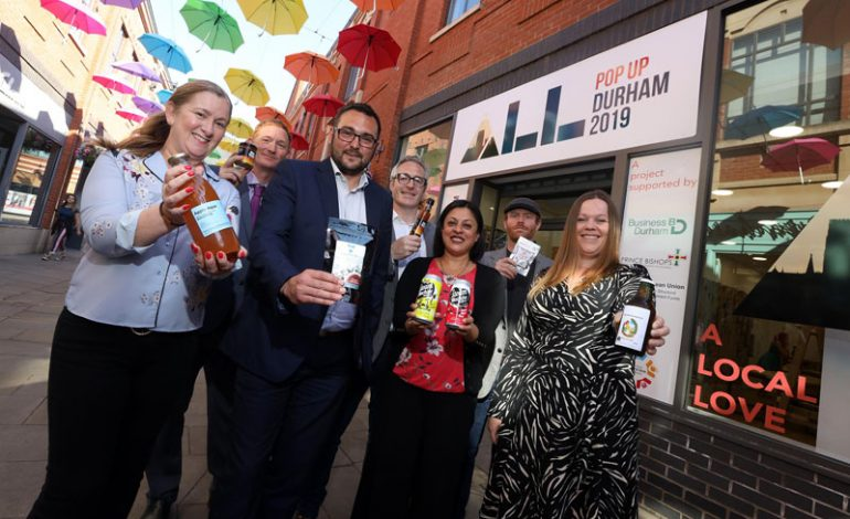 Pop-up initiative to showcase county's food and drink produce
