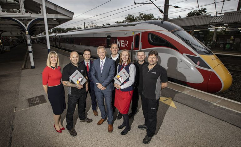 County Durham welcomes the home-coming Azuma