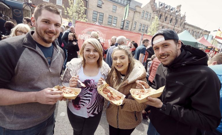Bishop Auckland food festival cancelled
