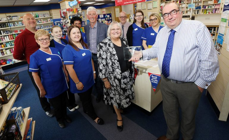 Campaign to make pharmacies the first port of call