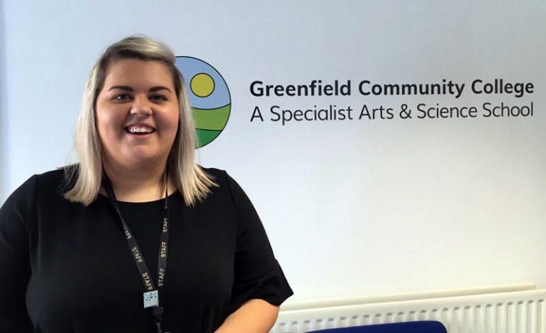 Greenfield teacher awarded prestigious leadership place