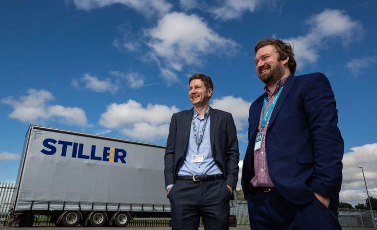 razorblue drives logistics firm Stiller's digital transformation