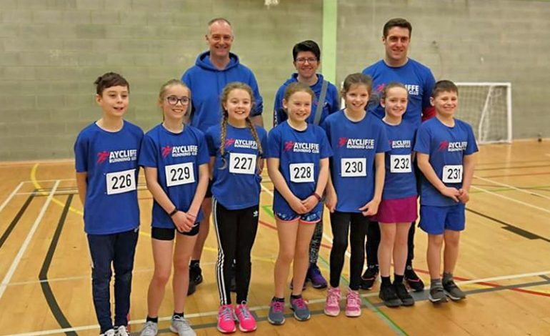 Pictures: Aycliffe Running Club