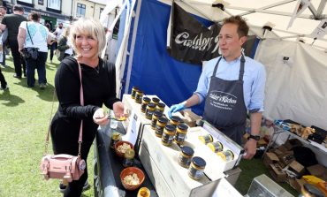 Learn how to pair delicious produce with the perfect tipple at County Durham food festival