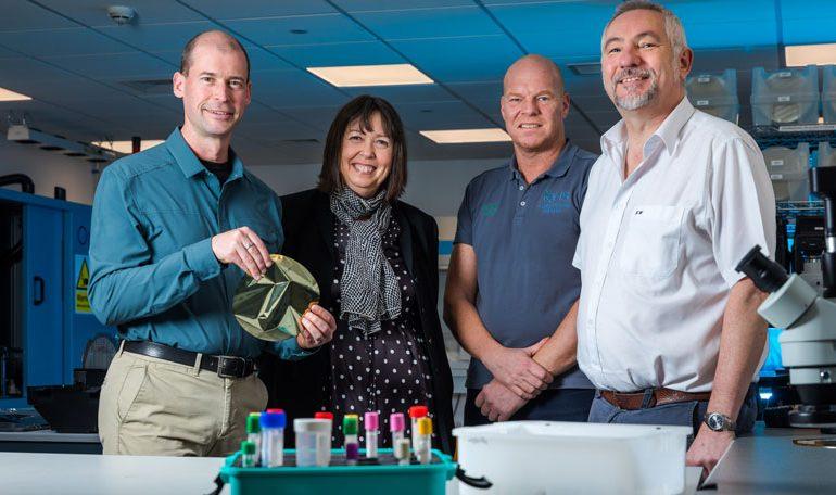 Aycliffe entrepreneur hopes to deliver revolutionary healthcare savings