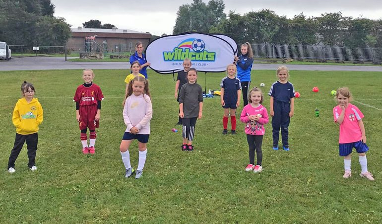Aycliffe Wildcats return after enforced Covid lay-off