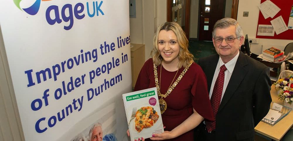 New charity challenge for council Chairman