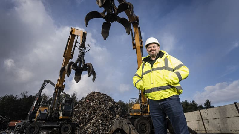 Newly-launched metal recycling firm recruits after £1.5m investment