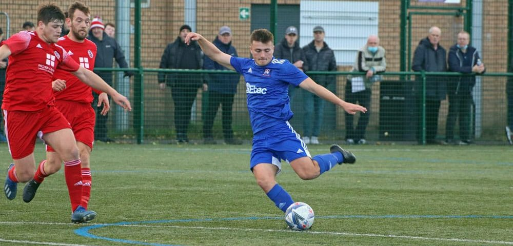 Halloween horror for Aycliffe as Vase run ends – and football is suspended