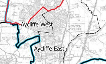 Who is fighting for your vote? Boundary map shows three Aycliffe wards