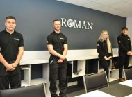 Roman recruits four apprentices