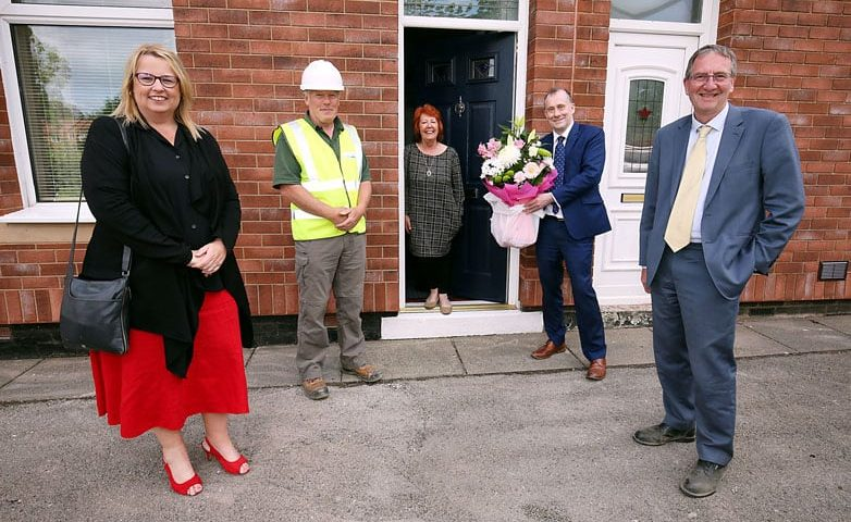 Minister for Climate Change visits County Durham