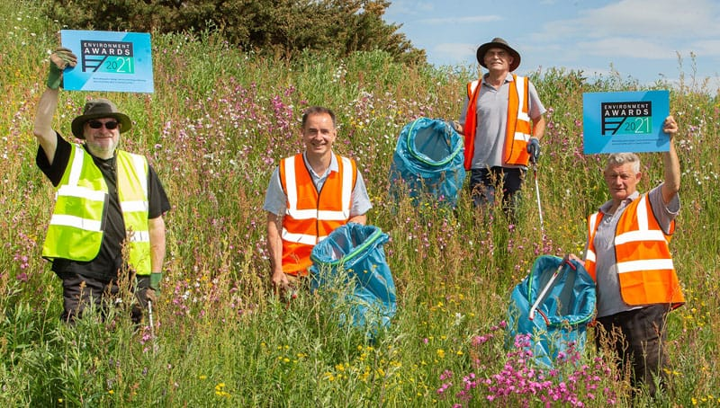 Search to find environmental heroes for 2021 awards