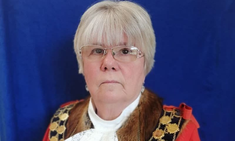 Councillor 'honoured' to be elected Aycliffe's new mayor