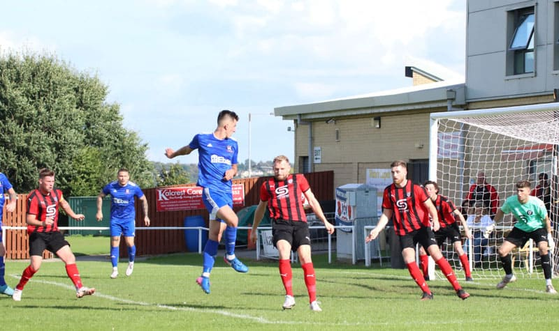 Aycliffe win Vase tie with dramatic penalty shoot-out