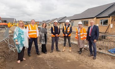 Nearly 200 affordable homes nearing completion