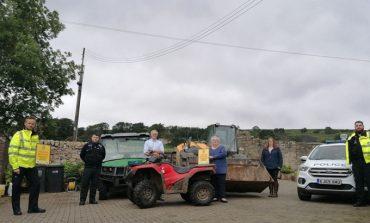 Police tackling rural crime