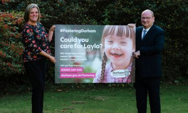 Searching for more foster carers in County Durham