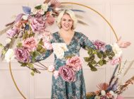Sara Davies' company, Crafter's Companion, is celebrating 16 years in business