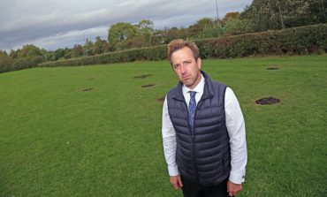Anger after community orchard fruit trees wrecked